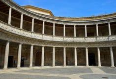 Palacio de Carlos V Photo libre de droits