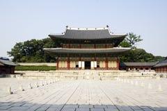 Palacio de Chang Dok Gung Fotos de archivo