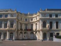 Palacio de Charles de Lorena. Foto de archivo