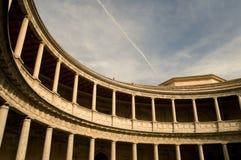 Palacio de Charles V Foto de archivo