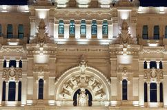 Palacio de Cibeles Stock Images