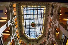 Madrid Architecture, Spain royalty free stock photography
