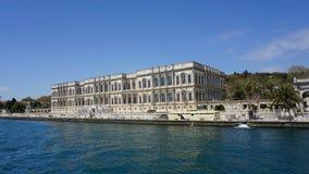 Palacio de Ciragan en Estambul Imágenes de archivo libres de regalías
