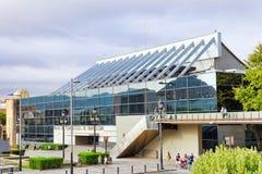 Palacio de congresos Image stock