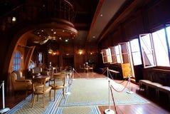 Palacio de congresos en Strelna imágenes de archivo libres de regalías