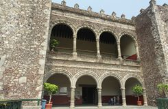Palacio de Cortes Royalty Free Stock Image