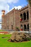 Palacio de Cortes VIII imagem de stock royalty free