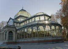 Palacio de cristal royalty free stock image