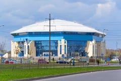 Palacio de deportes Imagen de archivo libre de regalías
