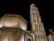 Palacio de Diocletian Imagen de archivo
