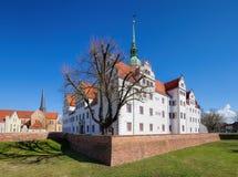 Palacio de Doberlug Fotos de archivo libres de regalías