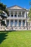 Palacio de Dolma Bahche Fotografía de archivo