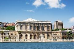 Palacio de Dolmabahce imagenes de archivo