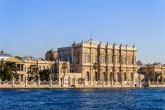 Palacio de Dolmagahce de Mármara Foto de archivo libre de regalías