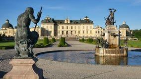 Palacio de Drottningholm almacen de video