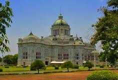 Palacio de Dusit en Bangkok Fotografía de archivo