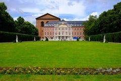 Palacio de Electorial en el Trier, Alemania Imagen de archivo