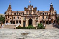 Palacio DE España Stock Foto's