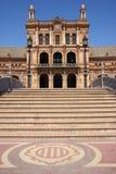 Palacio DE España Stock Foto