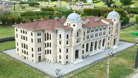 Palacio de Estambul Imágenes de archivo libres de regalías