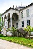 Palacio de Estambul Topkapi - biblioteca del sultán Fotos de archivo libres de regalías