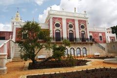 Palacio de Estoi Fotos de archivo libres de regalías