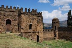 Palacio de Fasiladas Imagen de archivo