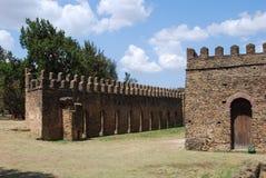 Palacio de Fasiladas Imagen de archivo libre de regalías