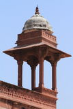 Palacio de Fatehpur Sikri de Jaipur en la India Foto de archivo libre de regalías