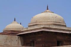 Palacio de Fatehpur Sikri de Jaipur en la India Fotos de archivo libres de regalías