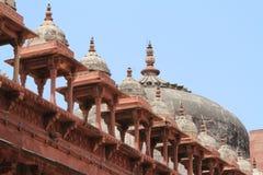 Palacio de Fatehpur Sikri de Jaipur en la India Imágenes de archivo libres de regalías