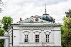 Palacio de Festetics, Keszthely, Hungría Imagenes de archivo