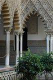 The Palacio de Generalife in Granada Stock Images