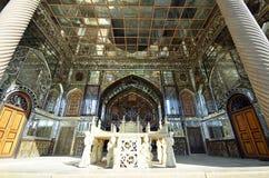 Palacio de Golestan fotos de archivo