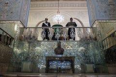 Palacio de Golestan en Teherán fotos de archivo libres de regalías