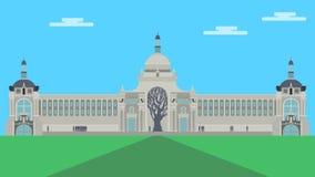 Palacio de granjeros en Kazan Imágenes de archivo libres de regalías