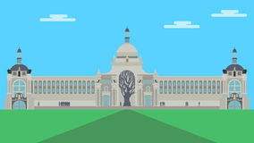 Palacio de granjeros en Kazan libre illustration