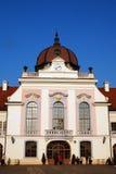 PALACIO DE GRASSALKOVICH Foto de archivo