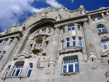 Palacio de Gresham foto de archivo libre de regalías