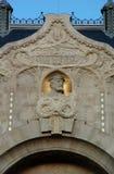Palacio de Gresham fotografía de archivo libre de regalías