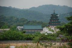 Palacio de Gyeongbokgung foto de archivo