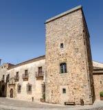 Palacio de Hernando de Ovando Royalty Free Stock Images