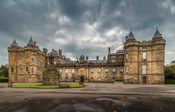 Palacio de Holyrood imagenes de archivo