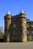 Palacio de Holyrood en Edimburgo, Escocia Fotos de archivo