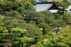 Palacio de Honmaru en Kyoto Fotografía de archivo libre de regalías