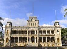 Palacio de Iolani Imagen de archivo