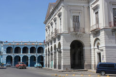 Palacio de Junco, Matanzas, Κούβα Στοκ εικόνες με δικαίωμα ελεύθερης χρήσης
