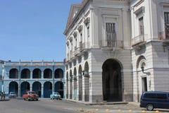 Palacio de Junco, Matanzas, Cuba Royalty Free Stock Images