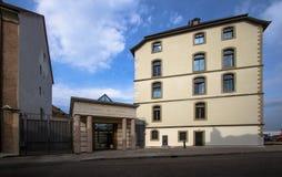 Palacio de Justice in Geneva Royalty Free Stock Photography