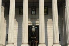 Palacio de Justicia Fotos de archivo